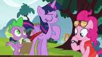 Twilight --not something to be messed with-- S5E22