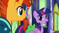 Twilight Sparkle -nopony outside of Ponyville- S8E8
