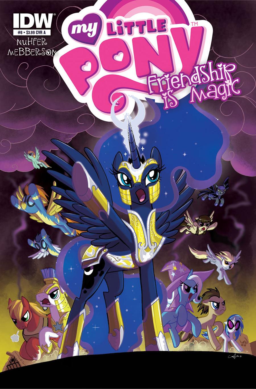 Princesa Luna | My Little Pony: La Magia de la Amistad Wiki | FANDOM ...