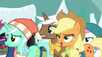 "Applejack ""I win"" BGES1"