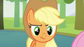 Applejack annoyed S03E10.png