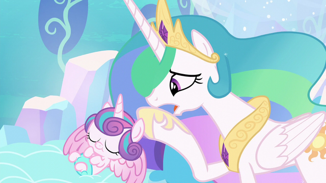 """File:Celestia """"her magic is more powerful"""" S6E1.png"""
