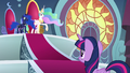 "Celestia ""protect Equestria in your absence"" S8E25.png"