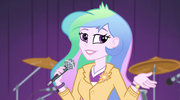 Celestia addresses the competing bands EG2