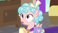 Cozy Glow realizes she overstepped S8E25