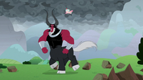 Cozy and Tirek chase after Rainbow Dash S9E25