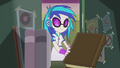 DJ Pon-3 taking book from locker EG2.png