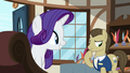 Davenport thinking about Rarity's request S7E19.png