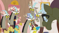 "Discord ""your garden looks positively lovely"" S7E12"