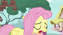 "Fluttershy ""get the nursery back to sleep"" S8E18"