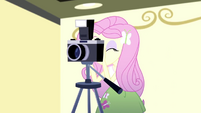 Fluttershy back in front of the camera SS7