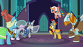 Pillars of Old Equestria in Castle of the Two Sisters S7E26.png