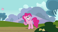 Pinkie Pie 'Why didn't I think of that' S3E3