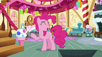 Pinkie Pie -no reason- S8E3