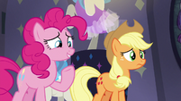 Pinkie Pie -really, really look like her!- S8E4