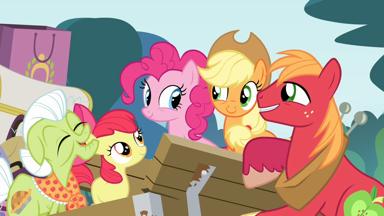 Amazing Pinkie Pie And The Apples Together S4E09.png