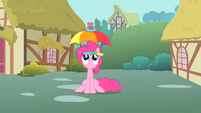 Pinkie Pie cute expression S01E15