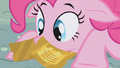 Pinkie with tickets on her face S1E03.png