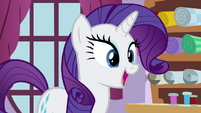 Rarity 'that I think will be stunning' S4E18