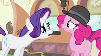 Rarity meant to S2E24