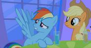 S02E25 Rainbow ćwiczy swoje skrzydła