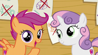 "Scootaloo ""That's okay"" S6E4"
