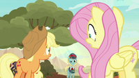 Ticket Pony emerges from the shadows S8E23