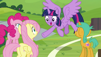 "Twilight ""the best buckball players"" S9E15"