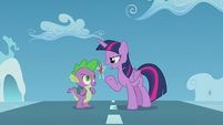 """Twilight """"we don't know what she has planned"""" S5E25"""