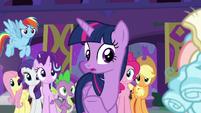 "Twilight Sparkle ""friendship is powerful"" S8E26"