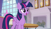 Twilight Sparkle -friendship education- S8E9
