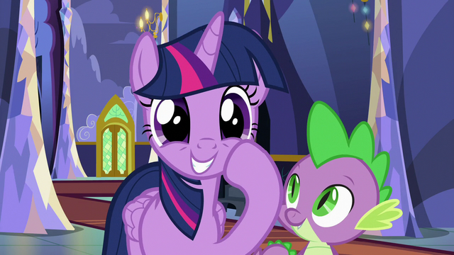 File:Twilight Sparkle excited to see Flurry Heart S7E3.png