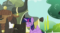 Twilight relieved S5E11
