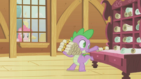 Unsuspecting Spike S1E5