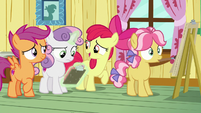 "Apple Bloom ""that's all the time we have today"" S7E21"
