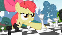 Apple Bloom checkmate S2E6