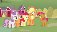 Applejack 'Y'know this all could've been avoided' S3E04