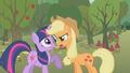 Applejack confronts Twilight S1E4.png