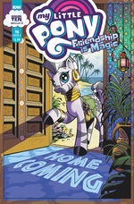 Comic issue 90 cover A