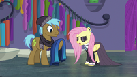 "Fluttershy ""empty and ultimately meaningless"" S8E4"