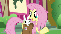 "Fluttershy ""we'll drink the potion"" S9E18"