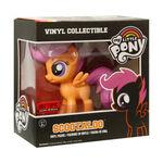 Funko Scootaloo vinyl figurine packaging