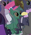 Lyra in pony mob S02E09.png