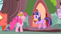 Pinkie Pie 'Yes indeedy' S1E25
