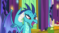 "Princess Ember ""if I don't make new friends"" S7E15"