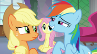 Rainbow Dash -I wouldn't say 'better'- S8E9