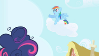 Rainbow Dash The Wonderbolts! S1E1