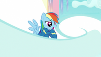 Rainbow Dash apologizes to the CMC S9E22