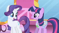 "Rarity ""Let me get you some rubies!"" S1E01"