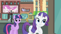 Rarity 'it would be my dream come true!' S4E08